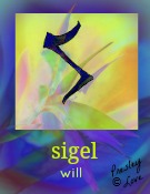 sigel rune of will
