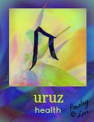 uruz rune symbol of health