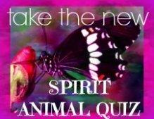 click to take the free Spirit Animal Quiz