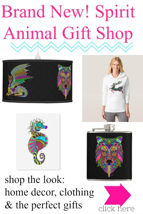 Presley's Spirit Animal Gift Shop
