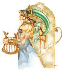 Greek God Apollo