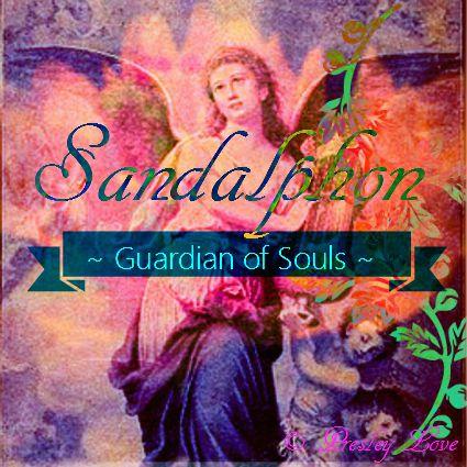 Angel Sandalphon - Guardian of Souls