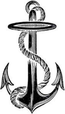 Tattoo Idea for Anchor