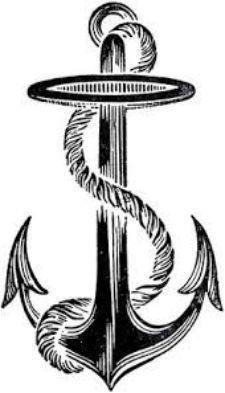 Tattoo Idea for Anchor