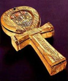 Ankh Tattoo Idea