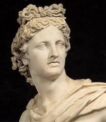 Greek God Apollo - Statue