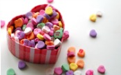 candy hearts symbols of love