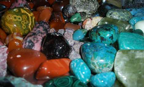 gemstone and crystal meanings