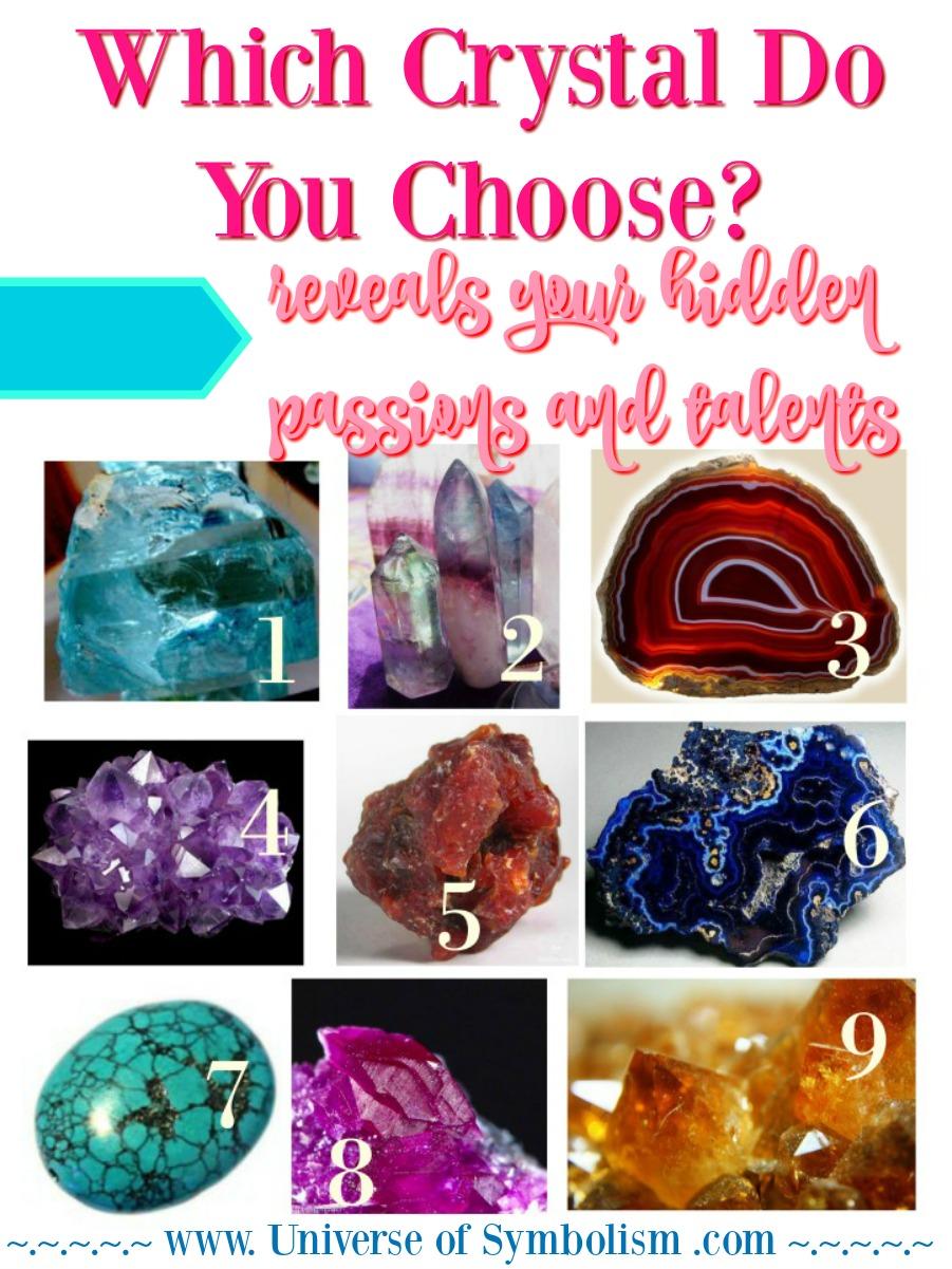 Crystal Quiz