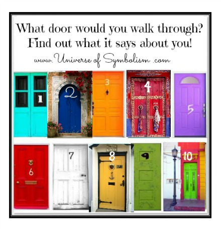 Take the Door Test and find what awaits you!