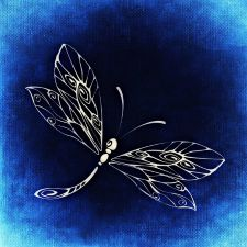 Dragonfly Tattoo Idea