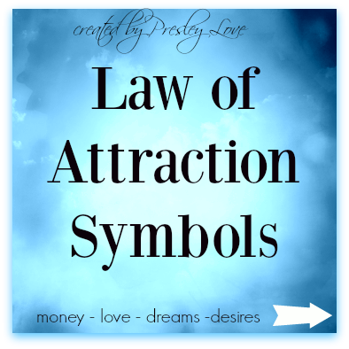 Law of Attraction Symbols