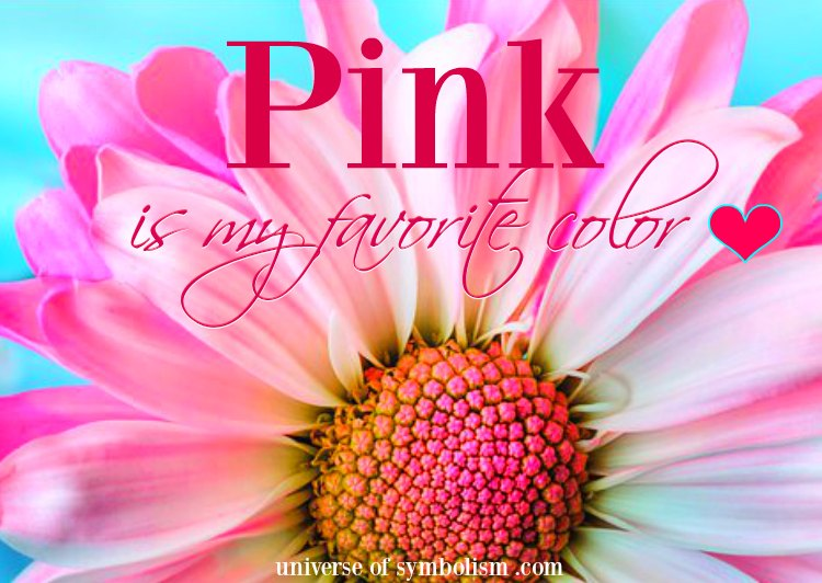 Pink Color Meaning And Symbolism Shades Of Psychology