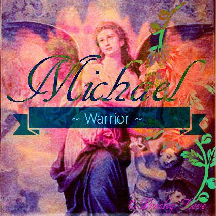 Angel Michael - Warrior Angel