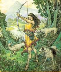 Greek Goddess Artemis