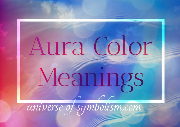 Aura Color Meaning & Aura Definition Your thoughts, moods, and feelings determine the colors that your aura radiates. Therefore, your aura reveals intimate details about you. . .