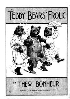 Teddy Bear tattoo idea